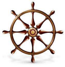 Navigation icon 4 vector