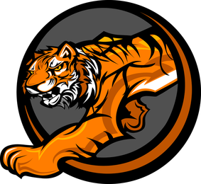 tiger vector graphics to download