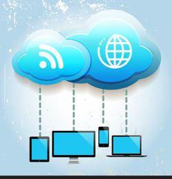 Cloud Computing Concept Info-graph
