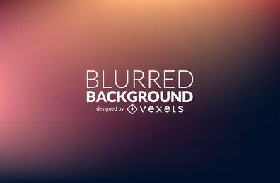 Dark gradient blur background