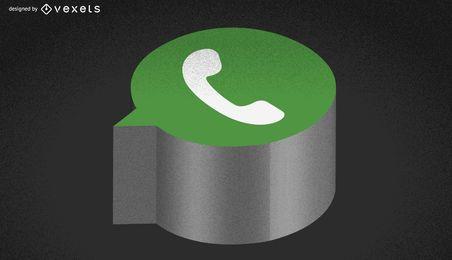 WhatsApp bandera cabecera del blog