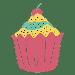 Dessert cupcake sweet food