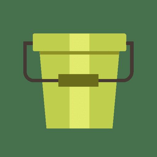 Bucket food fishing bucket Transparent PNG