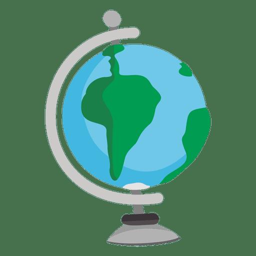 Desk globe Transparent PNG