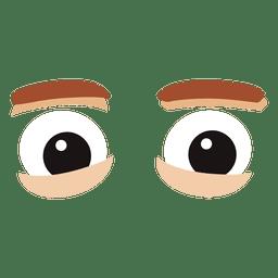 Male eyes 2