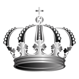 Crown illustration 3d