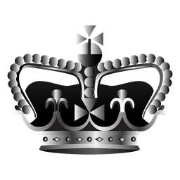 Church crown illustration