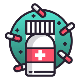 Pills icon remedy