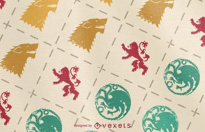 Game of Thrones pattern