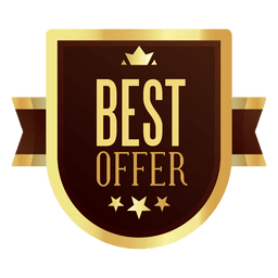 Best offer badge