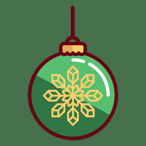 Christmas ball christmas icon Transparent PNG