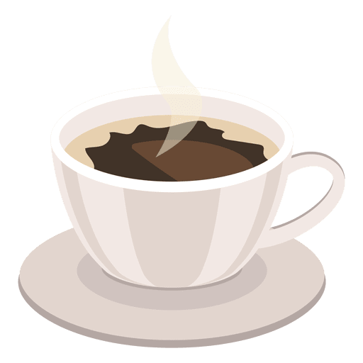 coffee cup transparent png svg vector