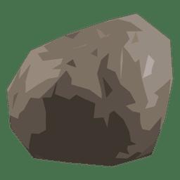 Stone rock illustration