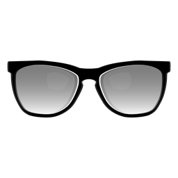 Gafas de sol negras de caminante