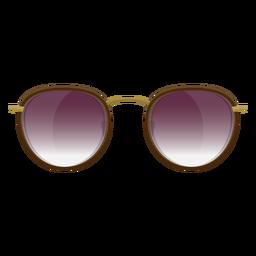 Gafas de sol violetas persol