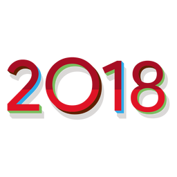 2018 red