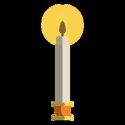 Shamash candle icon