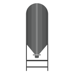 Water tank storage icon