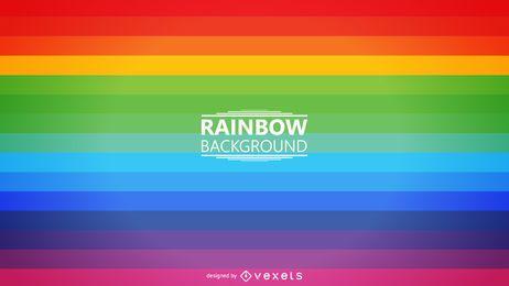 Rainbow spectrum colors background