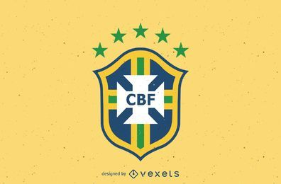 Brazil football confederation logo
