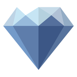 Icono de diamante de ranura