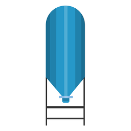 Water tank storage illustration