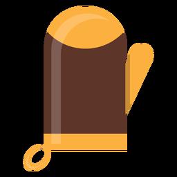 Oven glove icon