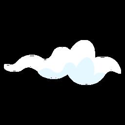 Cloud design element
