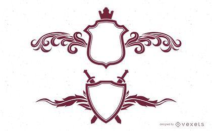Royal Banner Shields