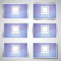 Web Image Box Pack with Shadow Designs