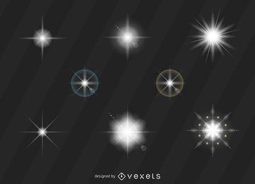 Light flare set