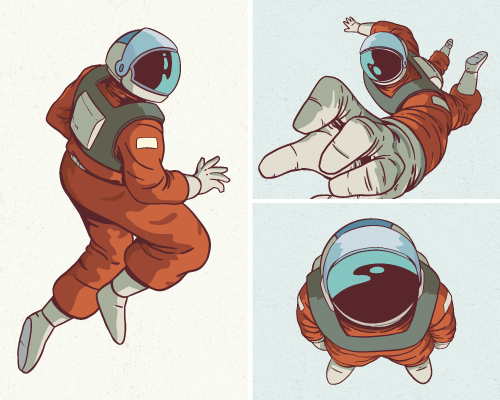 Astronaut characters