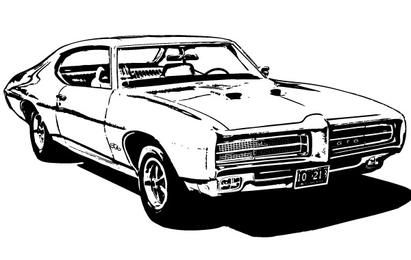 1969 GTO grátis