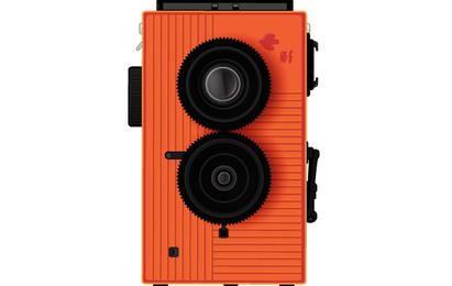 Black Bird Fly Toy Camera