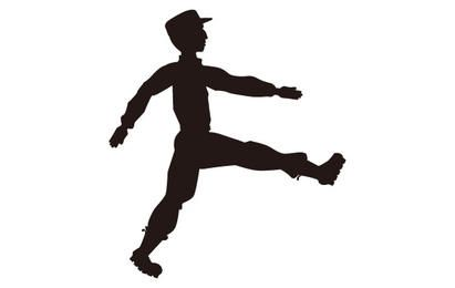 Marching Soldier Silhouette