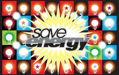 Energie-Vektor sparen