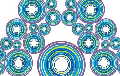Peacock Circles