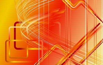 Telón de fondo futurista rojo con rayas