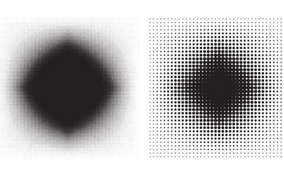 6 Halftone Patterns