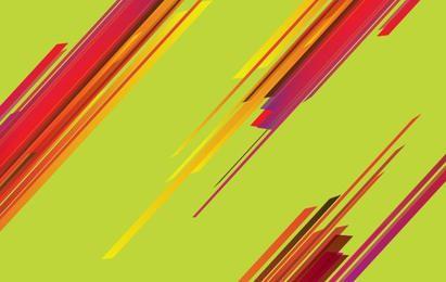 Retrolines-Vektor