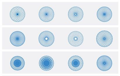 Optical Elements Vector Pack