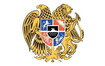 Armenia Armories Heráldica Vector