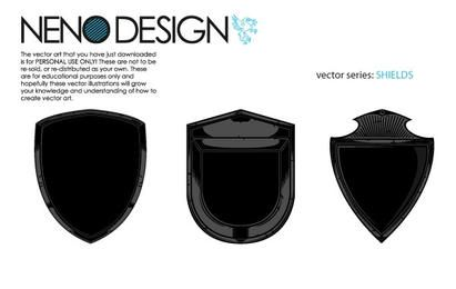 Heráldica Shields Kit