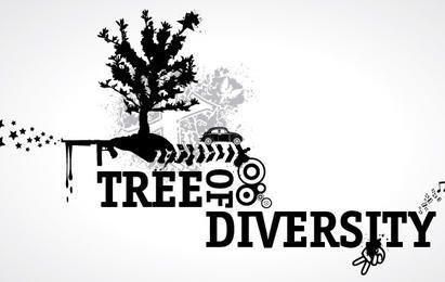 Árbol de la diversidad