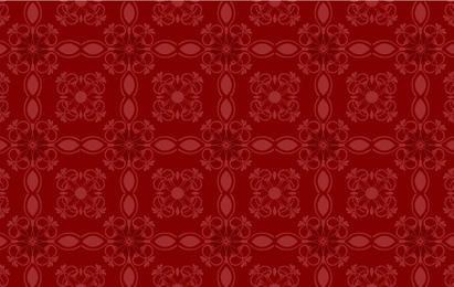 Teste padrão floral por Calcyum
