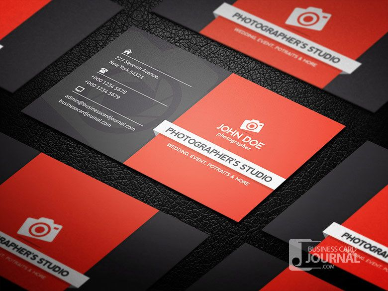 Fotografia criativa professional business card baixar vector by business card journal reheart Images