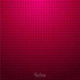 Bright Pink Cubic Squares Texture