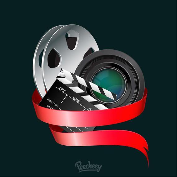 Realistic Cinema Shooting Stuff Bundle