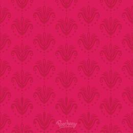 Teste padrão pinkish floral do vintage abstrato