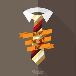 Father's Day Greeting Concept